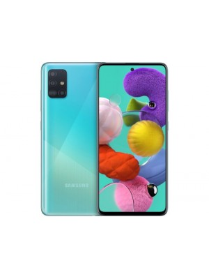 SMARTPHONE SAMSUNG GALAXY A51 SM-A515FZB PRISM CRUSH BLUE
