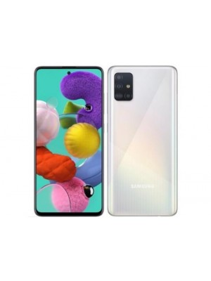SMARTPHONE SAMSUNG GALAXY A51 4/128GB PRISM CRUSH WHITE