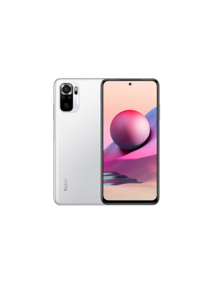 SMARTPHONE XIAOMI REDMI NOTE 10S 6/64GB WHITE