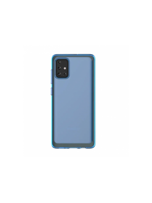 COVER SAMSUNG A71 GP-FPA715KDA BLUE