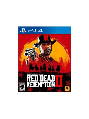 DISK SONY PS4 RED DEAD REDEMPTION 2