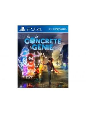 DISK SONY PS4 CONCRETE GENIE