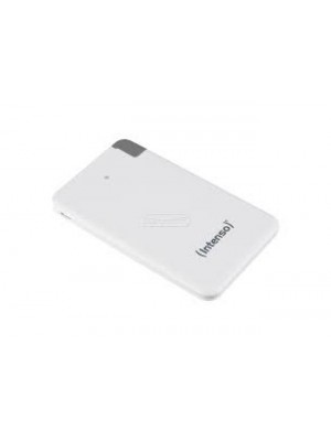 POWER BANK INTENSO SLIM S2500 MAH WHITE (02273)