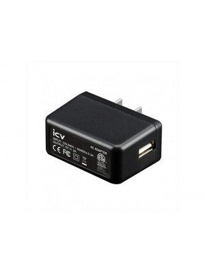 KARIKUES 9H CHARGER USB ADAPTER 2A 220V BLACK SLWZ9000