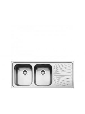 LAVAPJATE SMEG SP116D  2G+1SH, INOX
