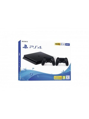 PLAYSTATION SONY PS4 ,500GB SLIM E CHASSIS ,BLACK