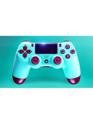 LEVE PLAYSTATION PS4 DUALSHOCK V2 WIRELESS BERRY BLUE