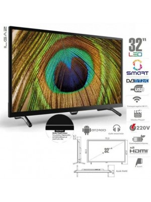 TV LED SUNNY SN32 FHD ANDROID