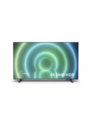 TV LED PHILIPS 50PUS7956/12 4K UHD ANDROID