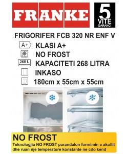 FRIGORIFER FRANKE FCB 320 NR ENF V A+