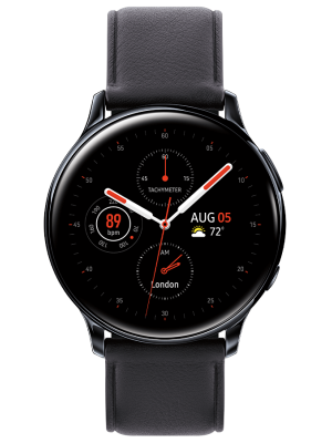SMARTWATCH SAMSUNG GALAXY ACTIVE2 SM-R820NS BLACK