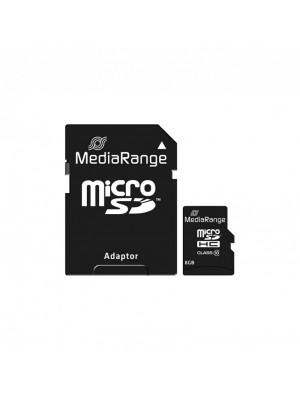 KARTE MEMORIE MEDIARANGE 11351 8GB